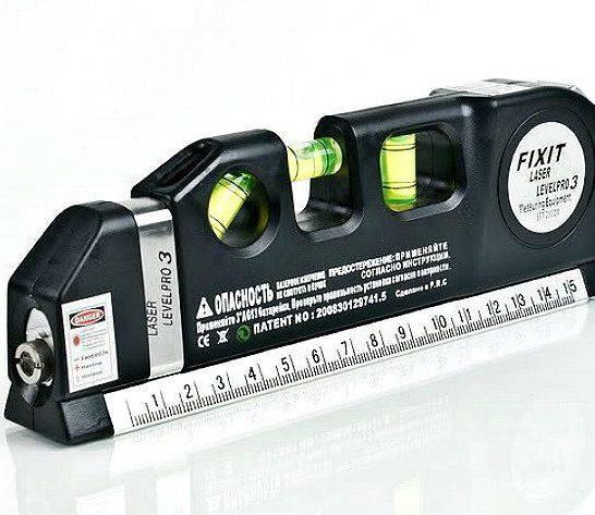平水儀及尺/探測儀